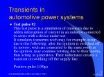 transients in automotive power systems8
