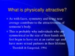 what is physically attractive45