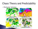 chaos theory and predictability11