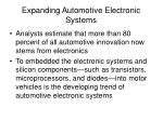 expanding automotive electronic systems7