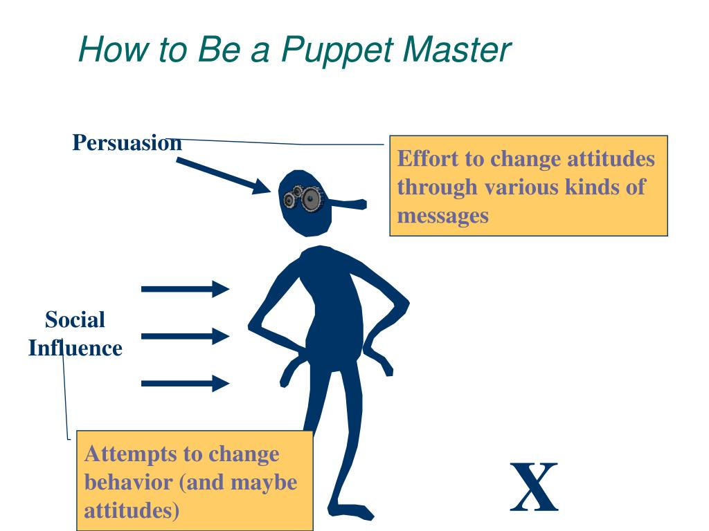 how to be a puppet master l.