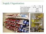 supply organization
