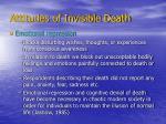 attitudes of invisible death9