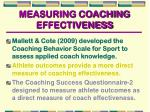 measuring coaching effectiveness6