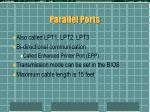 parallel ports7