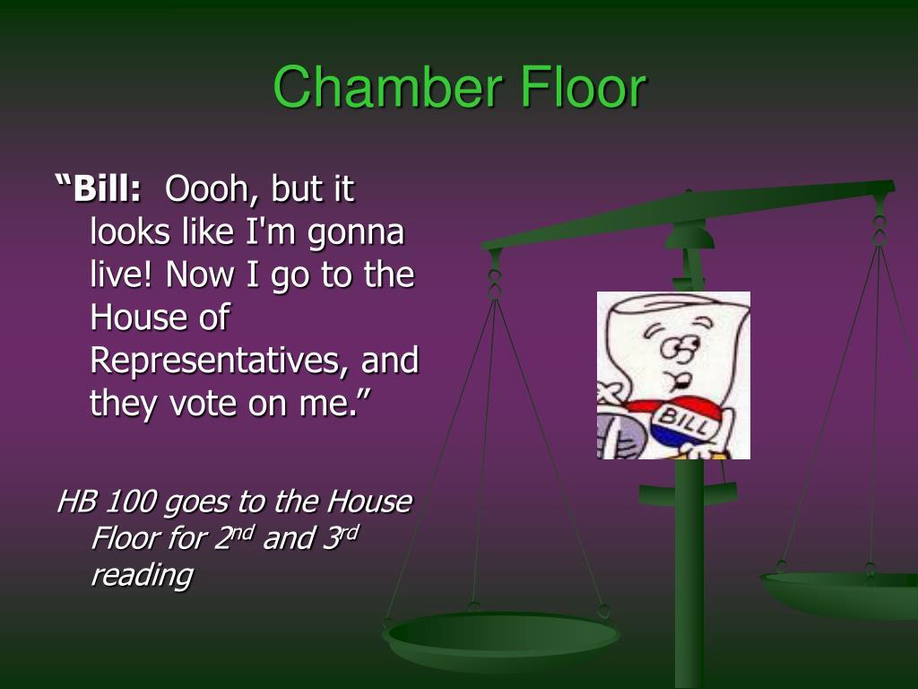 Chamber Floor