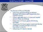 scao form cc268 revised 3 08