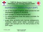 southeastern anatolia project gap