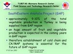 southeastern anatolia project gap16