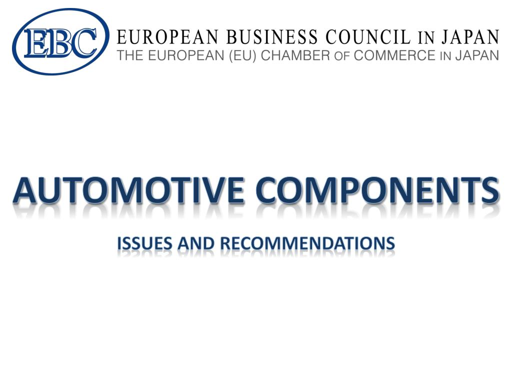 automotive components l.