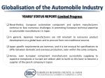 globalisation of the automobile industry4
