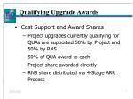 qualifying upgrade awards2