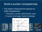 build e auction competencies6
