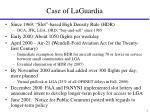 case of laguardia
