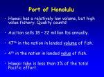 port of honolulu