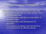a comprehensive framework