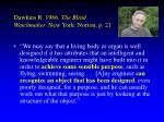 dawkins r 1986 the blind watchmaker new york norton p 21