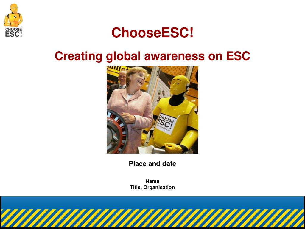 ChooseESC!