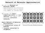 network of networks approximation