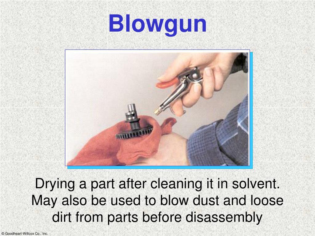 Blowgun