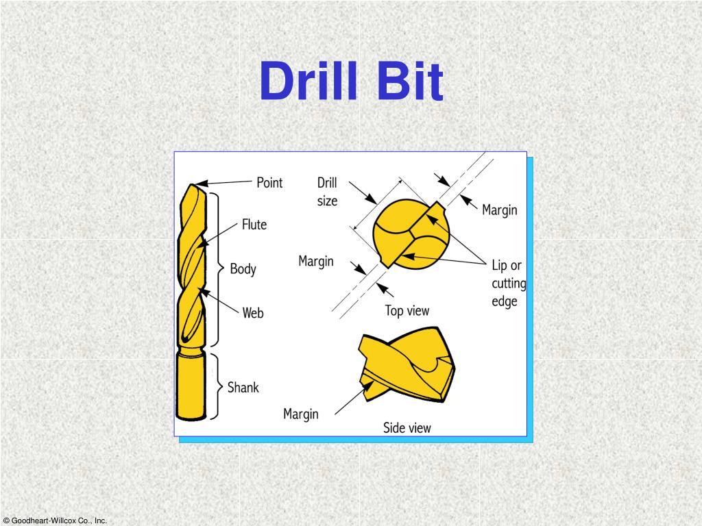 Drill Bit