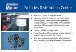 vehicles distribution center15