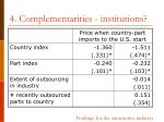 4 complementarities institutions19