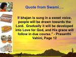 quote from swami10
