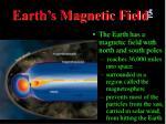 earth s magnetic field 5