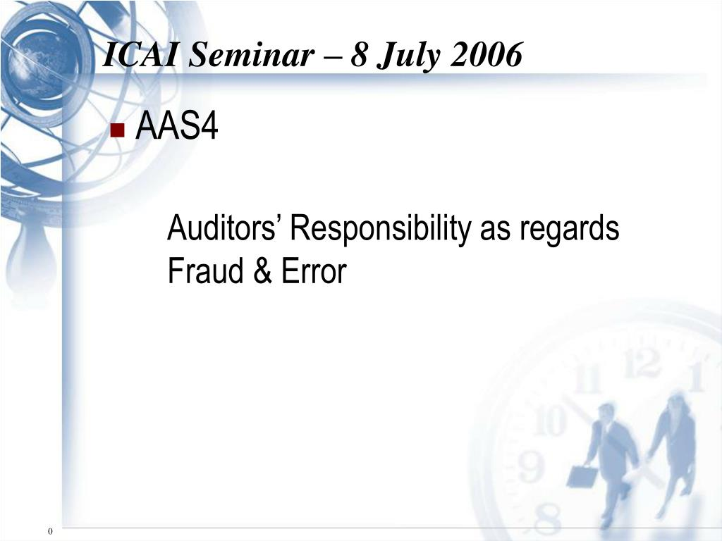 icai seminar 8 july 2006 l.