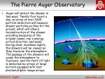the pierre auger observatory1