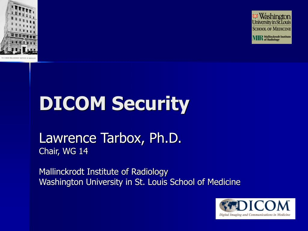 dicom security l.