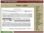 flight logger