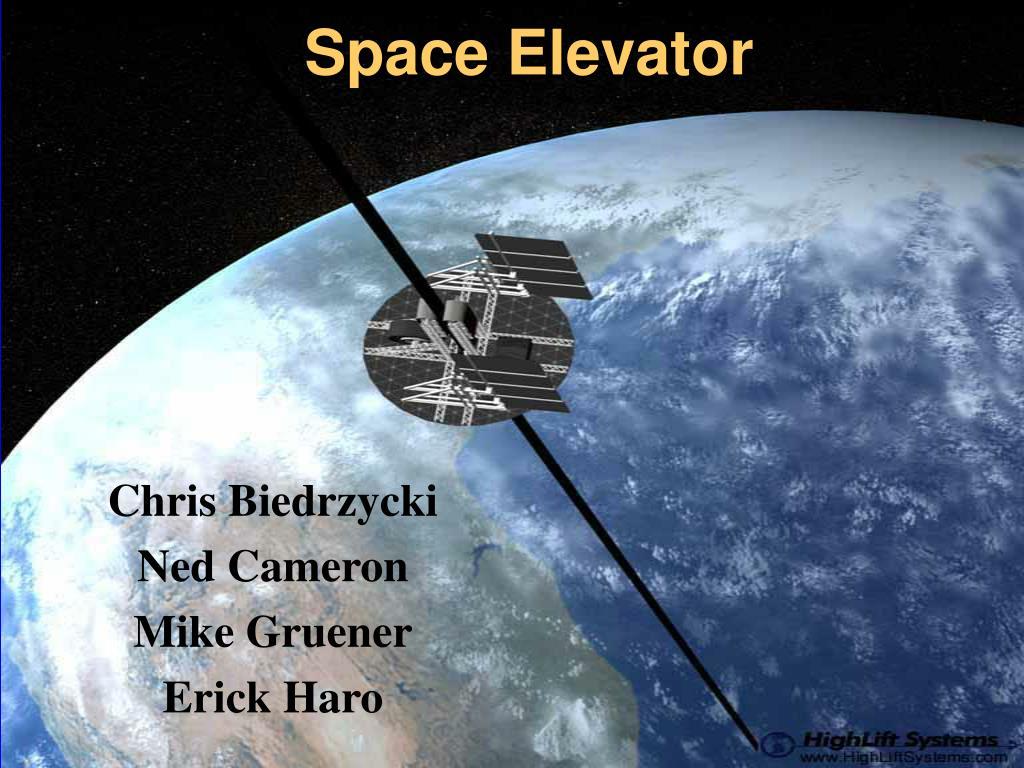 space elevator l.