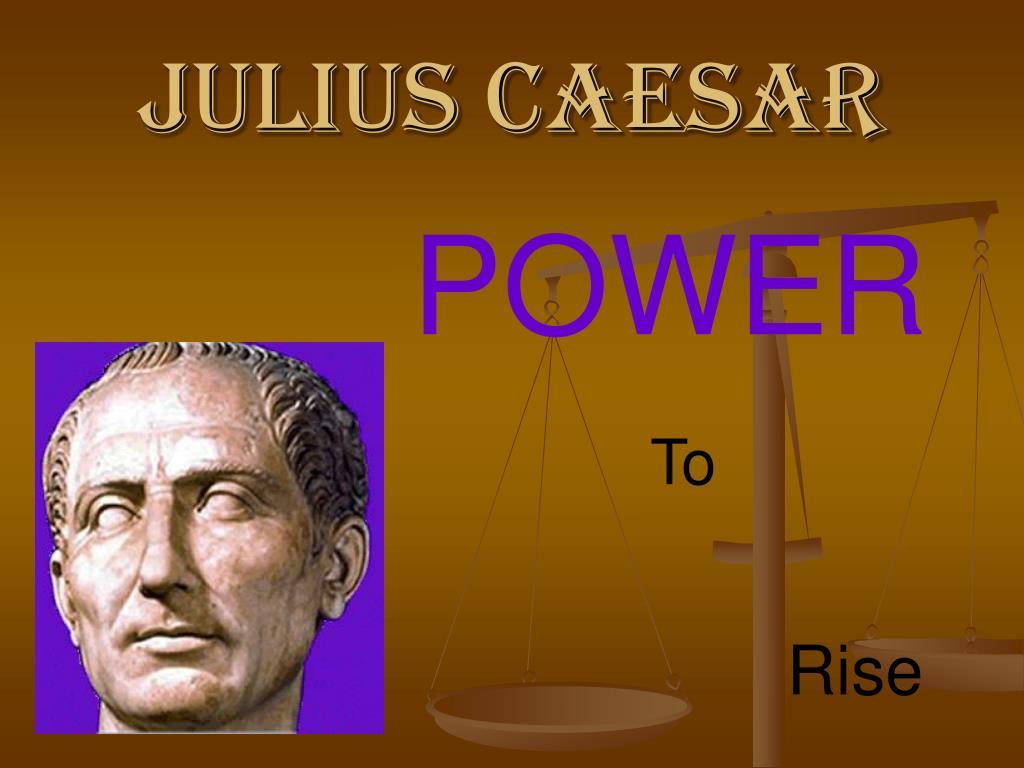 julius caesar l.