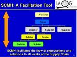 scmh a facilitation tool