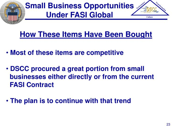 business opportunities under globalization