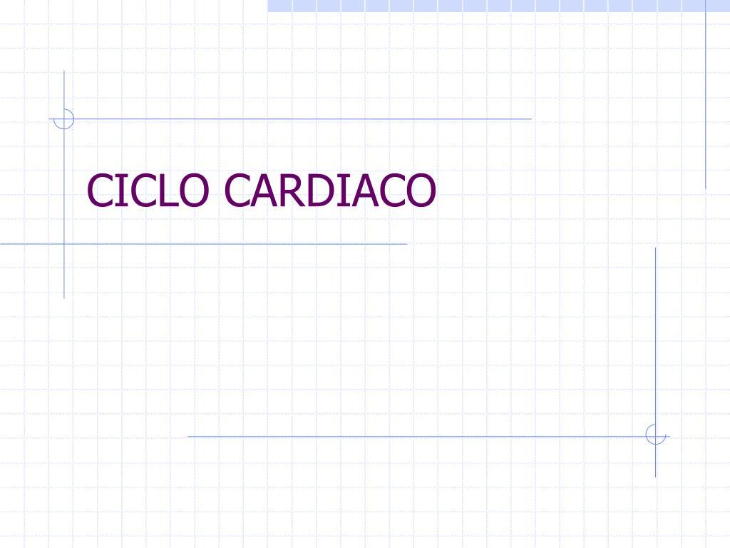 ciclo cardiaco l.