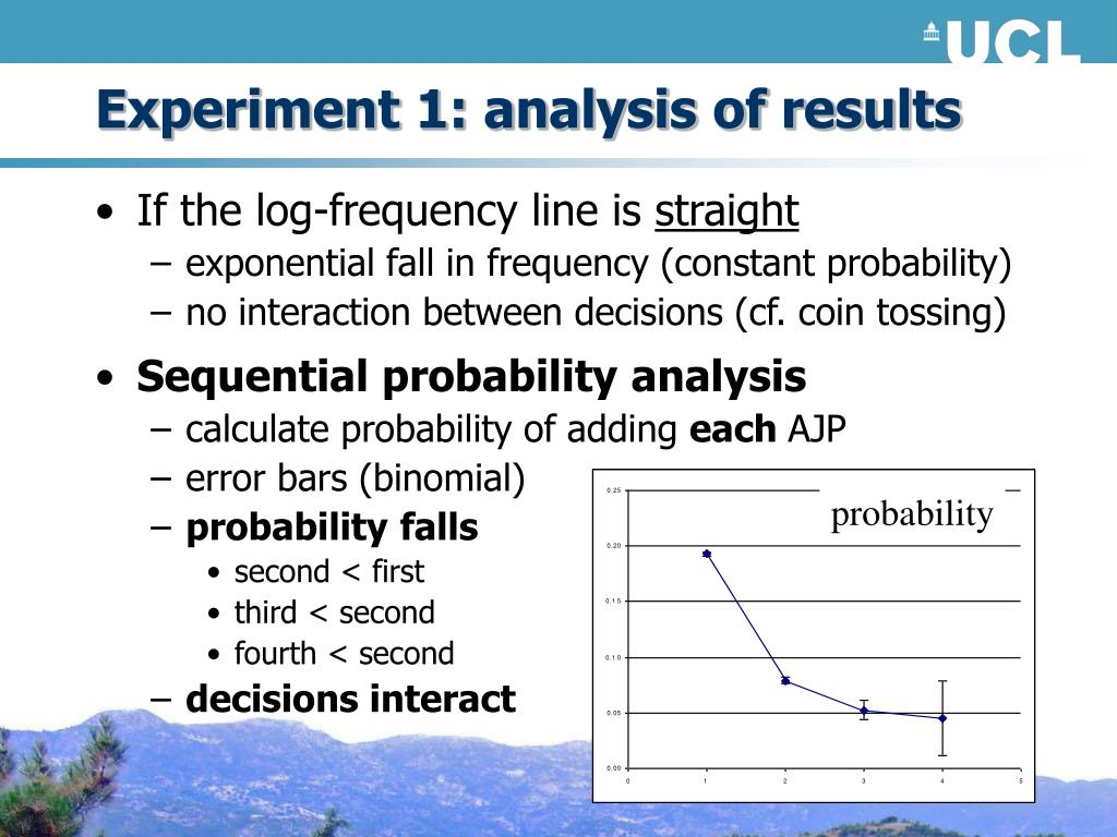 probability decision analysis