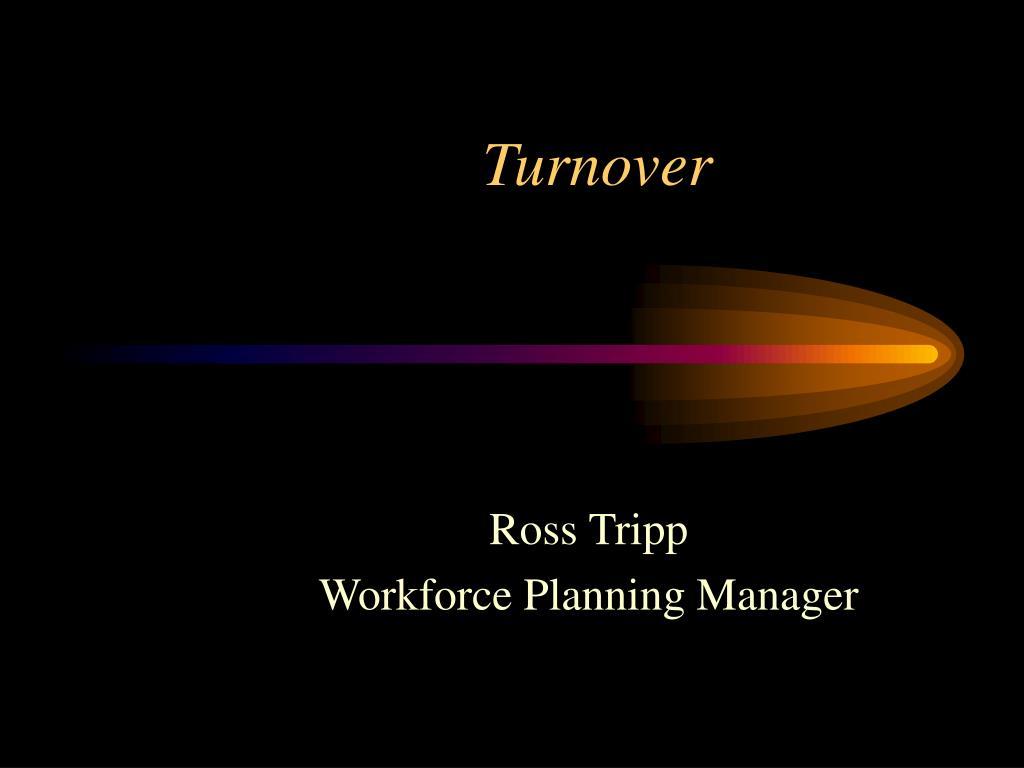 turnover l.
