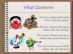 what questions7