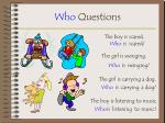 who questions5