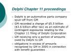 delphi chapter 11 proceedings