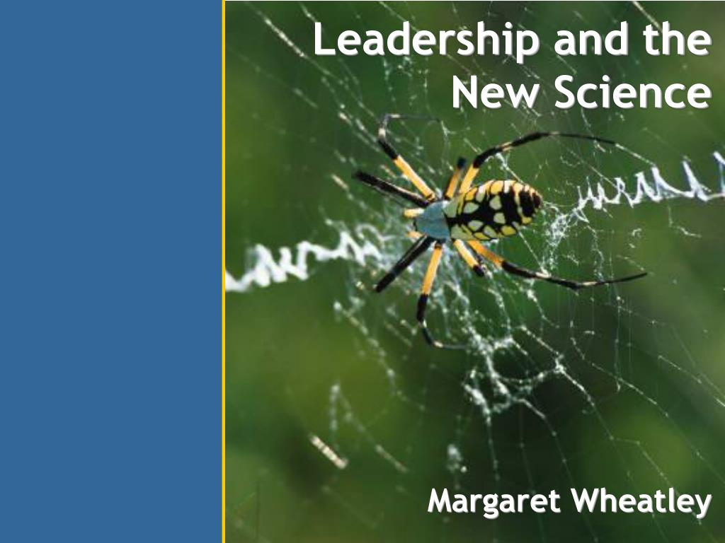 leadership and the new science l.