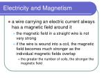 electricity and magnetism26
