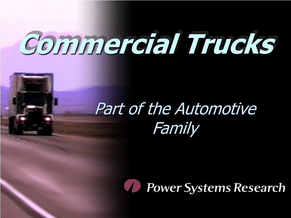 commercial trucks l.