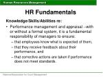 hr fundamentals29