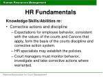hr fundamentals30