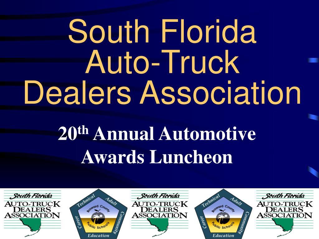 south florida auto truck dealers association l.