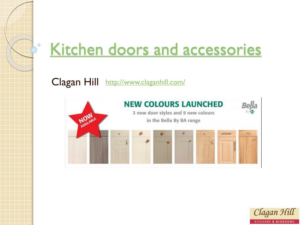 kitchen doors and accessories l.